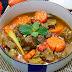 Bò kho nước dừa thơm lừng cho cả nhà ai cũng chẹp miệng tiếc nuối khi ăn xong