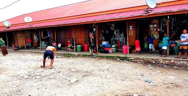 Bagaimana Nantinya Nasib Semua Usaha, Terutama Pengusaha Toko, Kios, dan Pasar di Tanah Papua Pasca Papua Merdeka