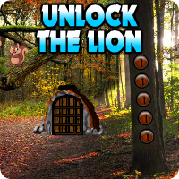 Play AvmGames Unlock The Lion