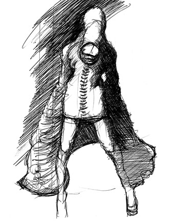 Mike Burns Illustration Inspiration Spotlight 2 Silent Hill