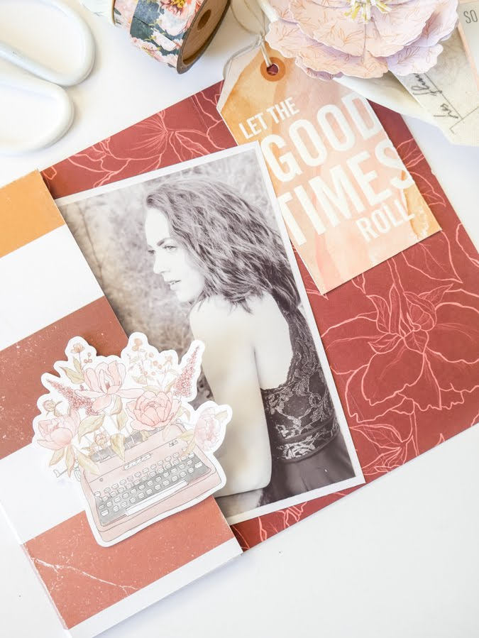 Brand new process video: How To Create a Pocket Mini Album by Jamie Pate