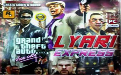 Grand Theft Auto Lyari Express