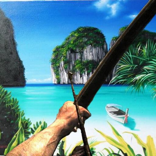 Last Survivor : Survival Craft Island 3D - VER. 1.7.2 Infinite (Health/Energy/Breath/Free Shopping) MOD APK