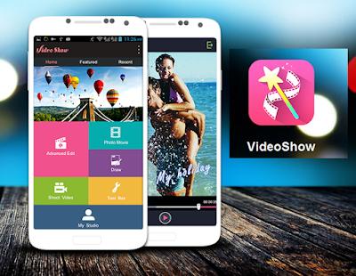 ဖုန္းေပၚမွာ ဗီဒီယို ကာရာအိုေက စာတန္းထိုး ႏွင့္ Video တည္းျဖတ္ႏုိင္တဲ့ - VideoShow Pro – Video Editor v5.4.0 APK