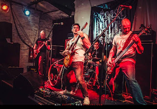 MusicMafia Brighton band Graces Collide