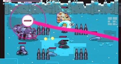 Alpha Nintendo Switch Gameplay