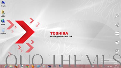 Theme Pc Windows 8 Toshiba Com