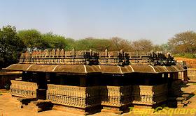 Sri Nagareshwara Temple, Bankapura