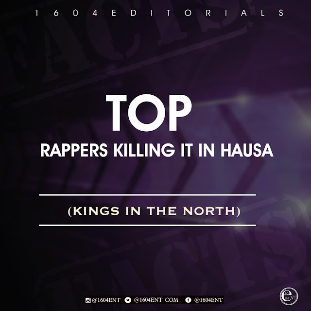 See the Top Hausa Rappers you never know