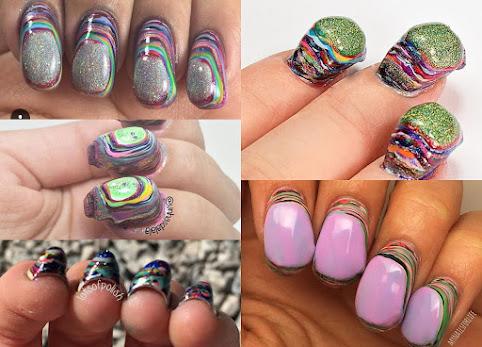 Nie możesz zdecydować się na jeden kolor lakieru? Zobacz co przy takim dylemacie robią amerykanki :) HIT czy KIT? PolishMountain - galeria, zdjęcia