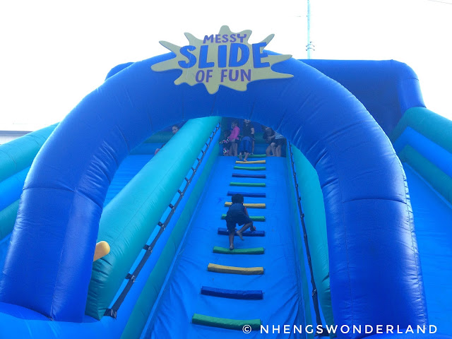 Messy Slide of Fun - SM City Masinag