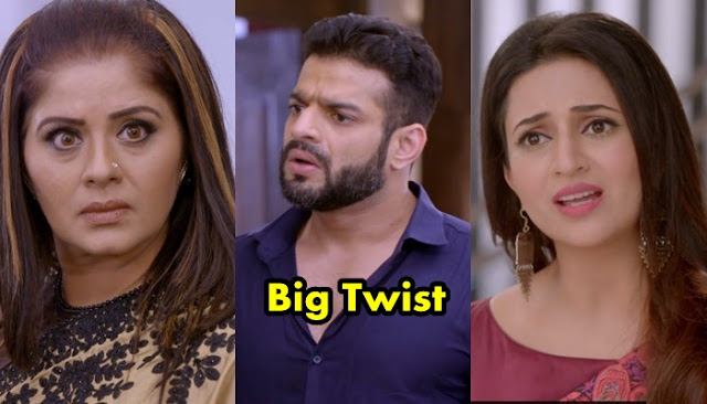 Big Twist : Rohan and Karan burst out at Sudha in Yeh Hai Mohabbatein
