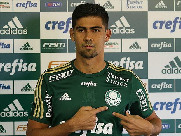 Leandro Almeida entrega o jogo e Palmeiras empata com o São Bento