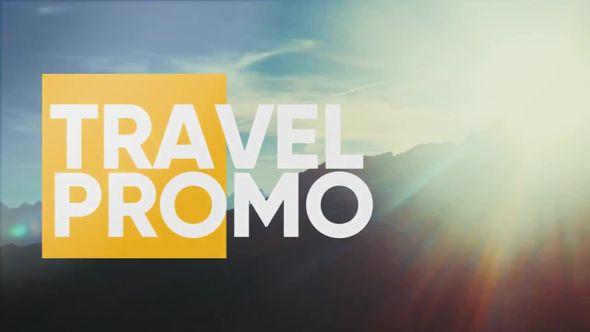 Travel Promo 64154 - Premiere Pro Templates