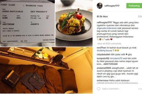 Fakta Atau Hoax? Raffi Ahmad Berselingkuh dengan Ayu Ting Ting dan Liburan ke Amsterdam Berduaan?