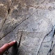 В испанской пещере обнаружены дрение наскальные рисунки