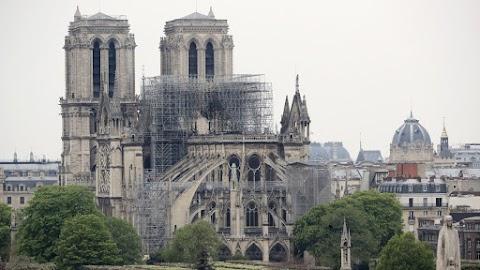 Notre-Dame: keresztény szimbólum és vallási jelkép a székesegyház