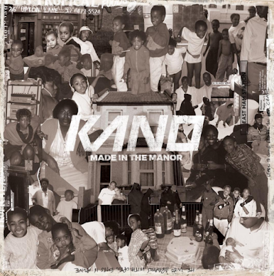 """KANO'S GETS HIS FIRST TOP 10 ALBUM AS """"MADE IN THE MANOR"""" DEBUTS AT #8"""
