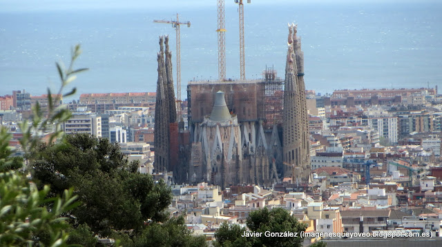 Basílica de la Sagrada Familia - Barcelona