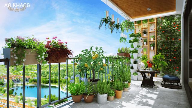 Tận hưởng cuộc sống tại biệt thự An Khang Villas