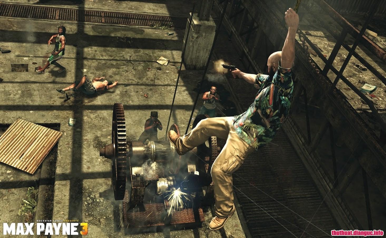 Max Payne 3 Full free download