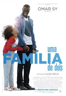 """Poster do filme """"Uma Família de Dois"""""""