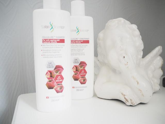 Salon Science Thickening Serum for thinning hair