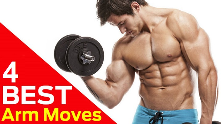Top 4 Must-Do Tips For Bigger Arms!!!