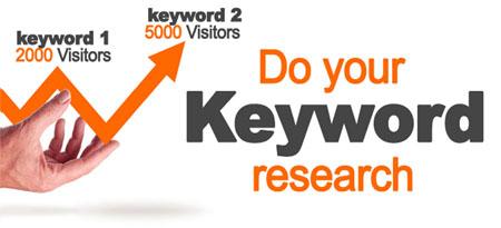 tahapan melakukan riset kata kunci bisa sangat membantu trafik blog