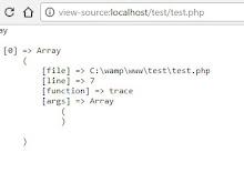 Mengetahui Error Di File Dan Baris Dengan PHP