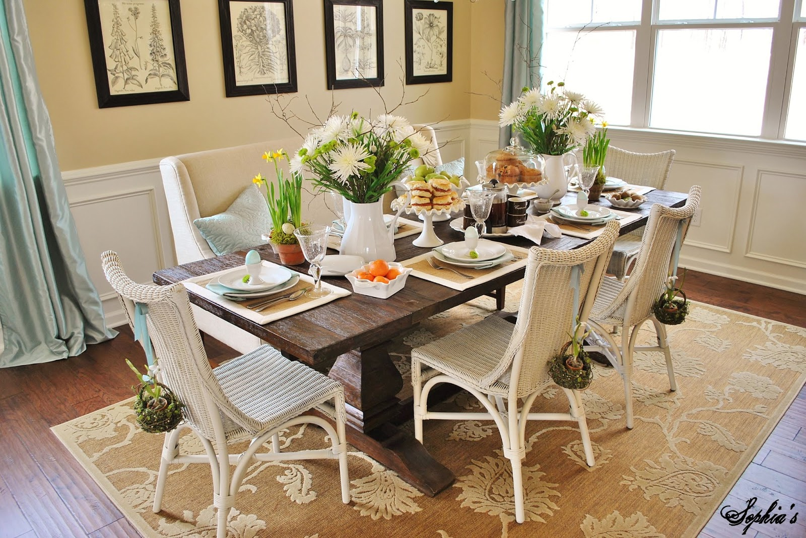Sophia's: Cottage-Inspired, Casual Easter Brunch And