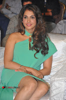 Actress Isha Koppikar Pos in Green Dress at Keshava Telugu Movie Audio Launch .COM 0013.jpg