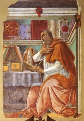 Agustín de Hipona sabiduría.