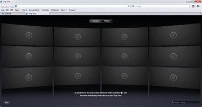 topsite aplikasi Browser Safari Terbaru