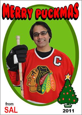 Merry Puckmas 2011