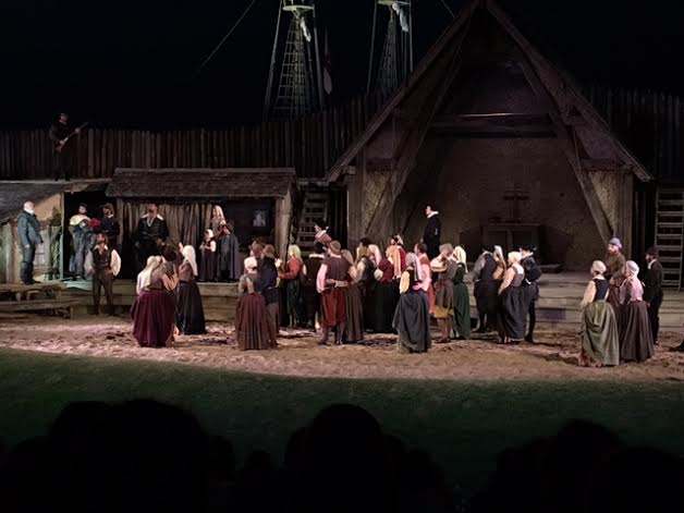 The Lost Colony Drama on Roanoke Island