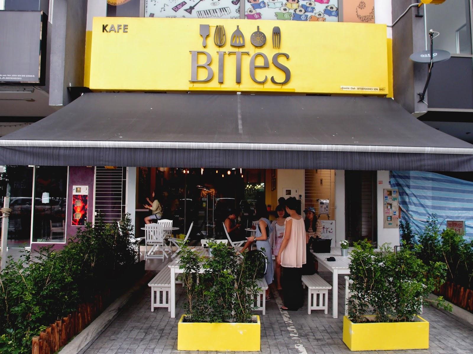 Best Restaurant To Eat Bites Cafe Lakefields Sungei Besi