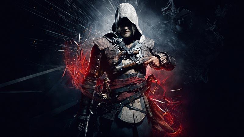 Download The Assassin S Creed Iv Black Flag Wallpapers: Assassin's Creed IV: Black Flag Wallpaper Engine