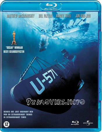 U 571 2000 Dual Audio Hindi 720p BluRay 800mb