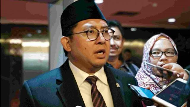 Fadli Zon Khawatir Prabowo - Sandi Dicurangi saat Pilpres 2019