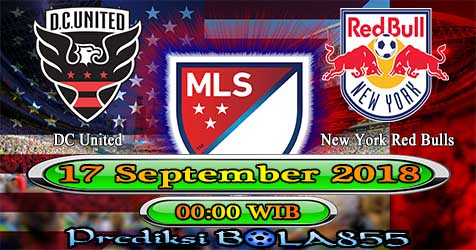 Prediksi Bola855 DC United vs New York Red Bulls 17 September 2018