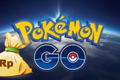 Meraih Keuntungan Dengan Game Pokemon Go