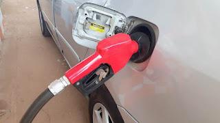 Gasolina em 1,80% nas refinarias