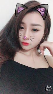Gái xinh facebook Thiên Di
