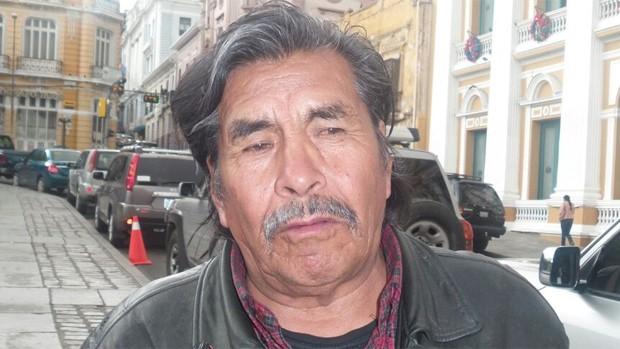 El Mallku se encuentra articulando una masiva protesta social en Bolivia