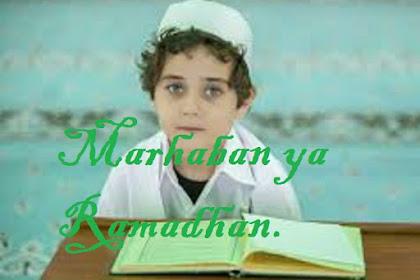 Marhaban Ya Ramadhan 1440 H/2019 M