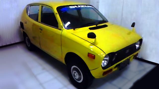 Suzuki Fronte LC20