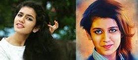 what happend Priya Varrier deactivate instagram account  Cineclipz.com