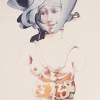 Obra gráfica glauco capozzoli surrealismo
