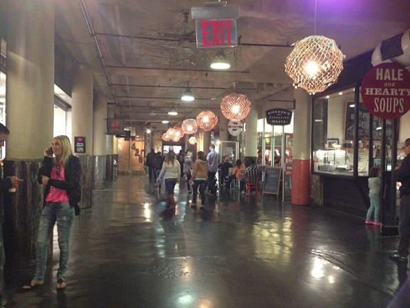 Chelsea Market.